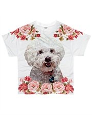 Perfect T shirt Bichon Frise lovers All-over T-Shirt front