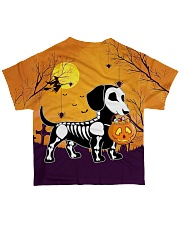 Halloween Dachshund Tee All-over T-Shirt back