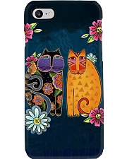 Cat Tee Phone Case thumbnail
