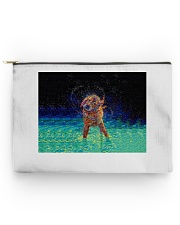 Perfect T shirt for Golden Retriever lovers Accessory Pouch - Large thumbnail