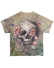 Perfect Gift For Skulls Lovers All-over T-Shirt back