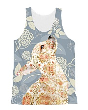 Chihuahua Tee All-over Unisex Tank thumbnail
