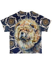 Perfect T shirt Chow Chow lovers All-over T-Shirt back