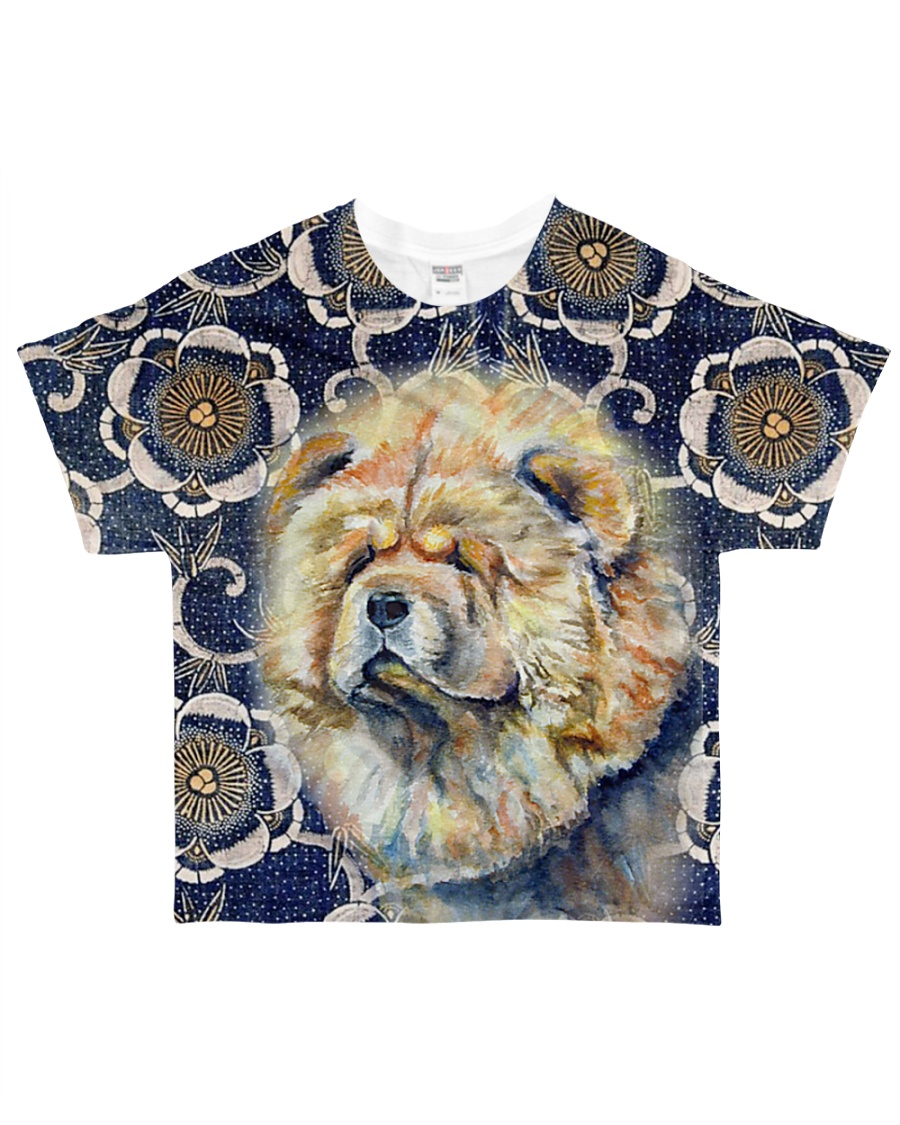 Perfect T shirt Chow Chow lovers All-over T-Shirt