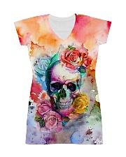 Perfect Gift For Skull Lovers All-over Dress thumbnail