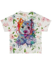 West highland white terrier Tee  All-over T-Shirt back