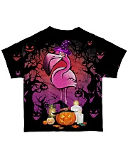 Halloween Flamingo Tee All-over T-Shirt back