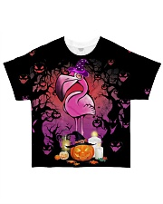 Halloween Flamingo Tee All-over T-Shirt front