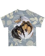 Shetland Sheepdog Tee All-over T-Shirt back