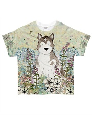 Perfect T shirt for Siberian Husky lovers All-over T-Shirt front
