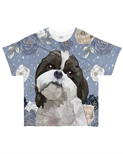 PERFECT T SHIRT FOR SHIH TZU LOVERS All-over T-Shirt front