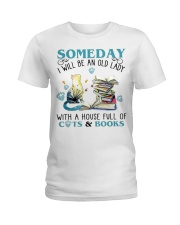 Cat Tee Ladies T-Shirt thumbnail