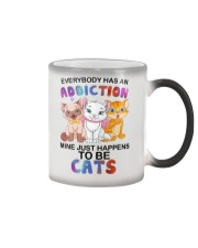 Cat Tee Color Changing Mug thumbnail