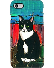 Cat Tee Phone Case tile