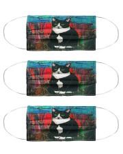 Cat Tee Mask tile