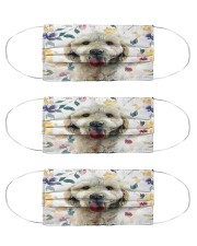 Perfect T shirt for Goldendoodle lovers Cloth Face Mask - 3 Pack thumbnail
