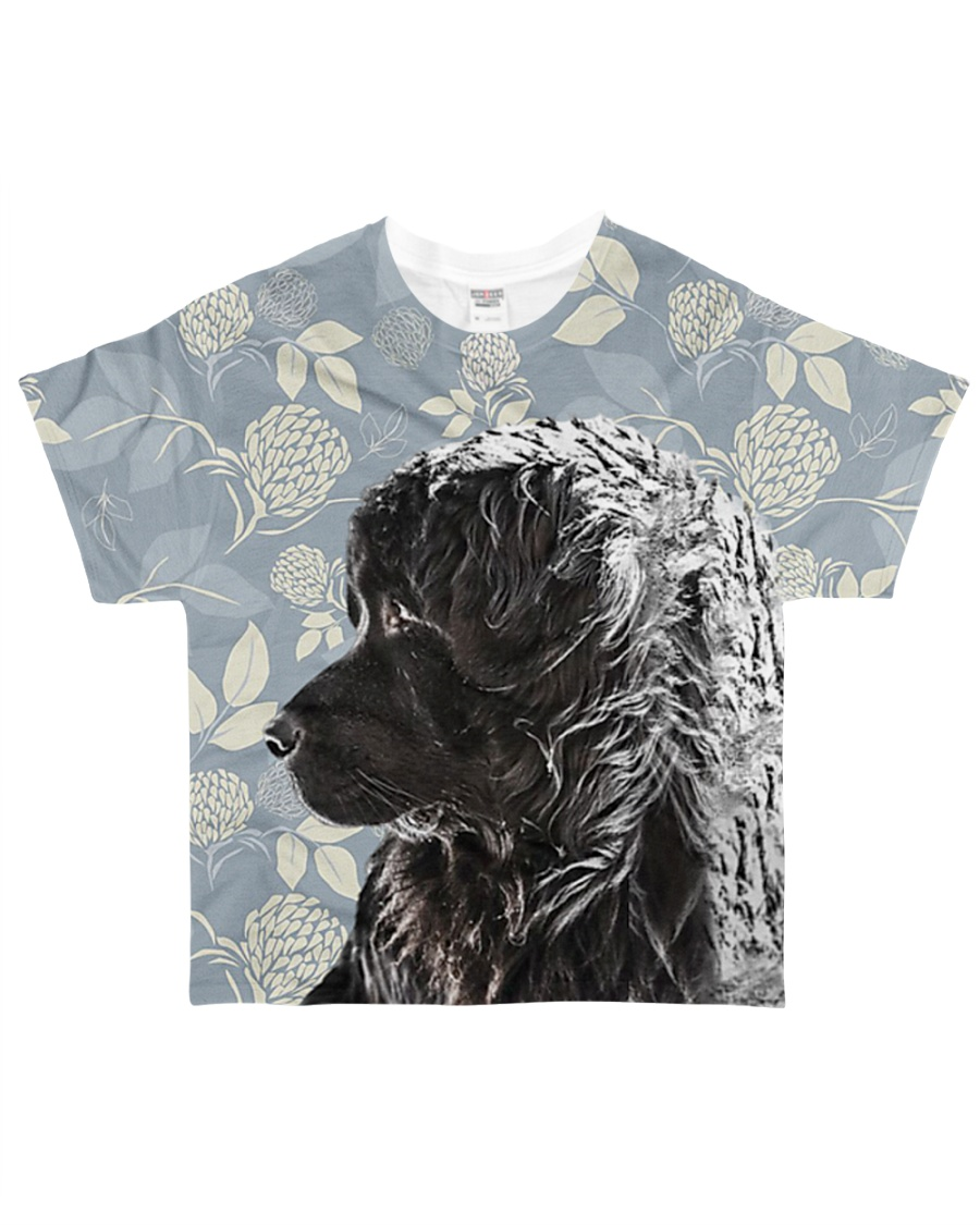Perfect T shirt for Newfoundland lovers All-over T-Shirt