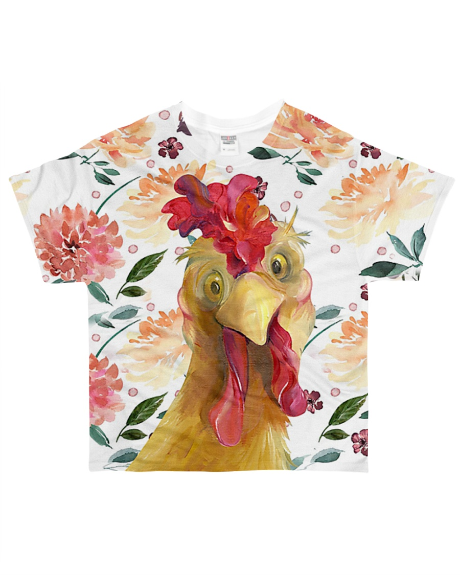 Chicken Tee All-over T-Shirt
