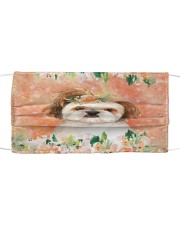 PERFECT T SHIRT FOR SHIH TZU LOVERS Cloth face mask thumbnail