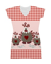 Chicken Tee All-over Dress thumbnail