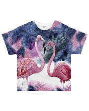 Perfect T shirt for Flamingo lovers All-over T-Shirt front