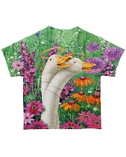 Perfect T shirt for Duck lovers All-over T-Shirt back