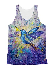 Perfect T shirt for Bird lovers All-over Unisex Tank thumbnail
