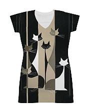 Cat Tee All-over Dress thumbnail