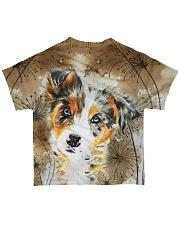 Mini Australian Shepherd Shirt All-over T-Shirt back