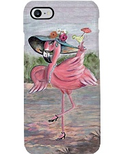 Perfect T shirt for Flamingo lovers Phone Case tile