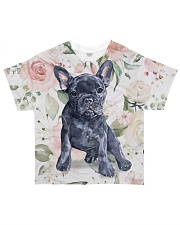 French Bulldog Tee All-over T-Shirt front