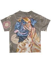 Mastiff Tee All-over T-Shirt back