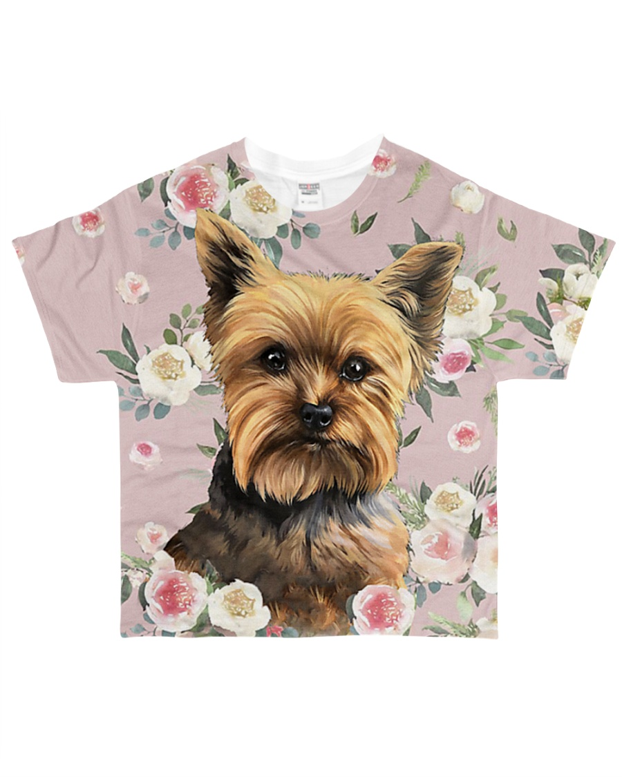 Yorkie - Yorkshire Tee All-over T-Shirt