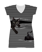 Love Cats All-Over Dress tile