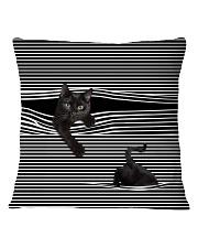 Love Cats Square Pillowcase tile