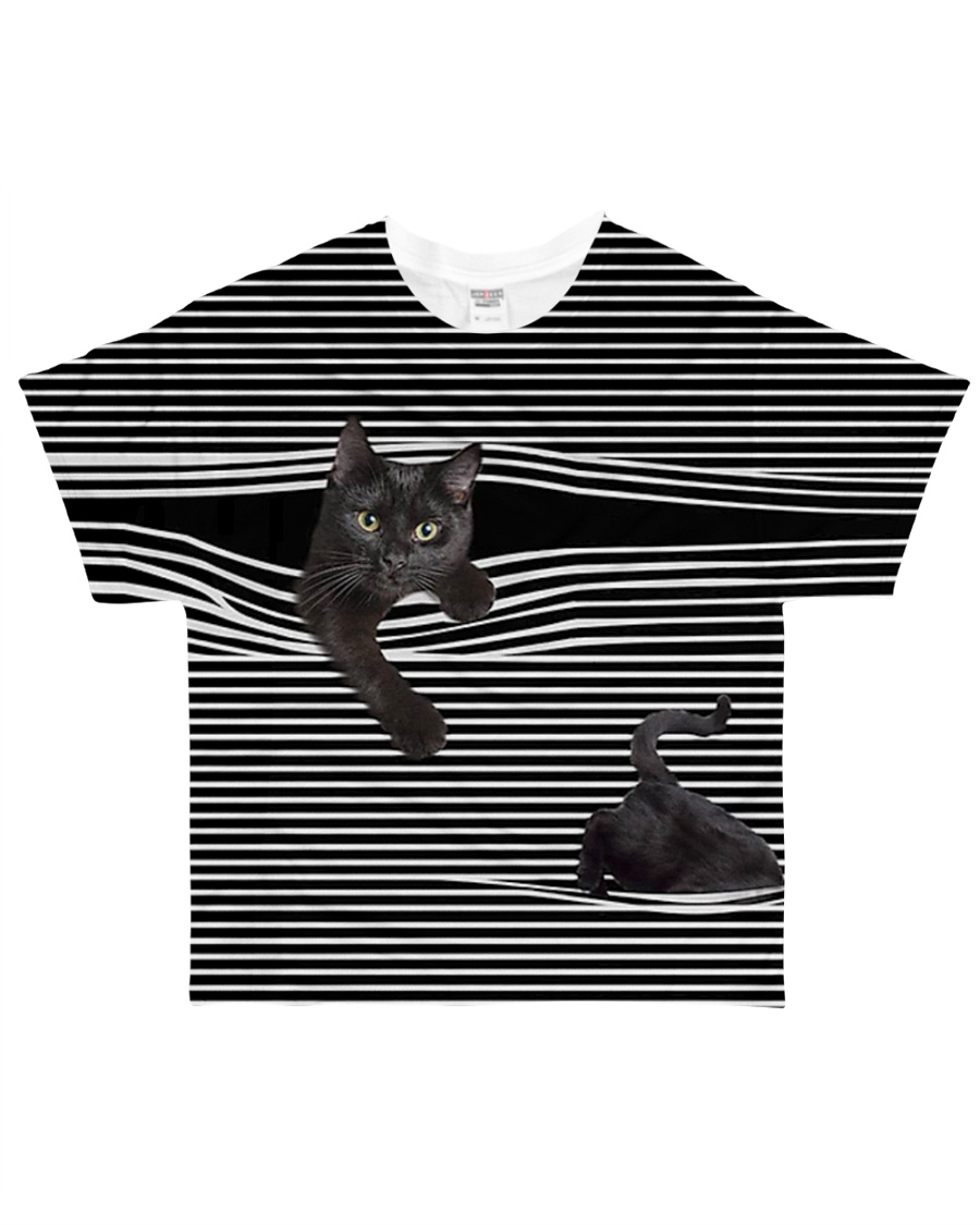 Love Cats All-over T-Shirt