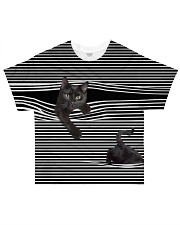 Love Cats All-over T-Shirt front