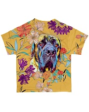 Mastiff Tee All-over T-Shirt back