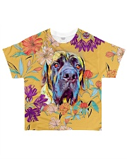 Mastiff Tee All-over T-Shirt front