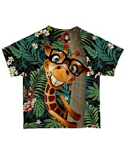 Perfect T shirt for Giraffe lover All-over T-Shirt back