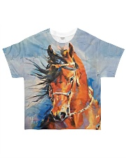 Perfect Gift For Horse Loverss All-over T-Shirt front