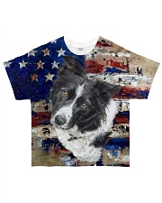 Border Collie Tee All-over T-Shirt thumbnail