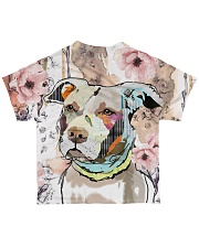 Perfect T shirt for Pit Bull lovers All-over T-Shirt back