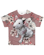 Perfect T shirt for Bull Terrier lovers All-over T-Shirt front