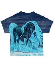 Perfect Gift For Horse Lovers All-over T-Shirt back