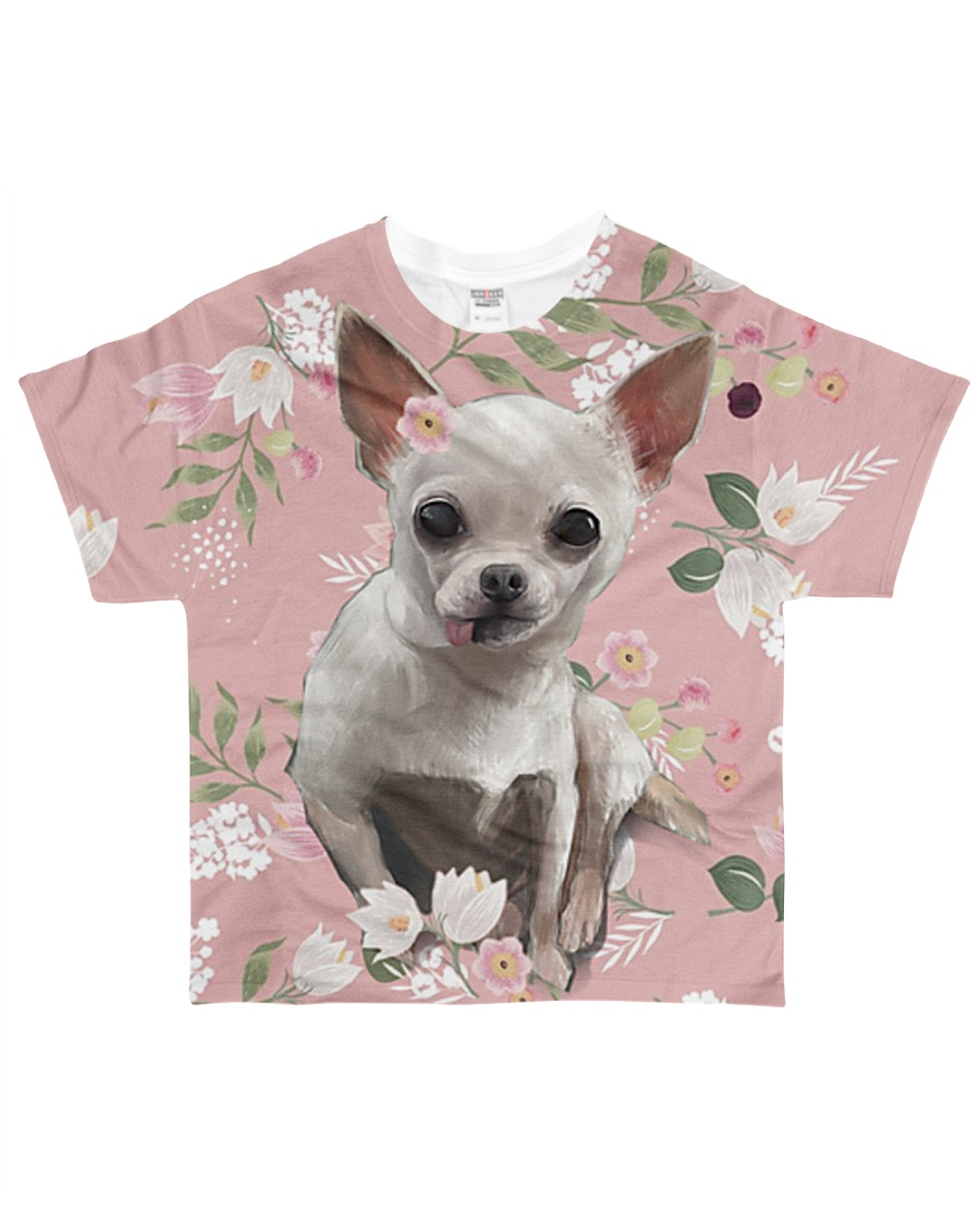 Chihuahua Tee All-over T-Shirt