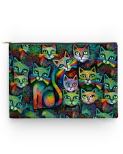 Perfect Gift For Cat Lovers Accessory Pouch - Large thumbnail
