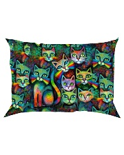 Perfect Gift For Cat Lovers Rectangular Pillowcase thumbnail