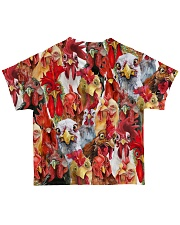 Chicken Tee All-over T-Shirt back