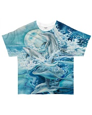 Perfect T shirt for Dolphin lovers All-over T-Shirt front